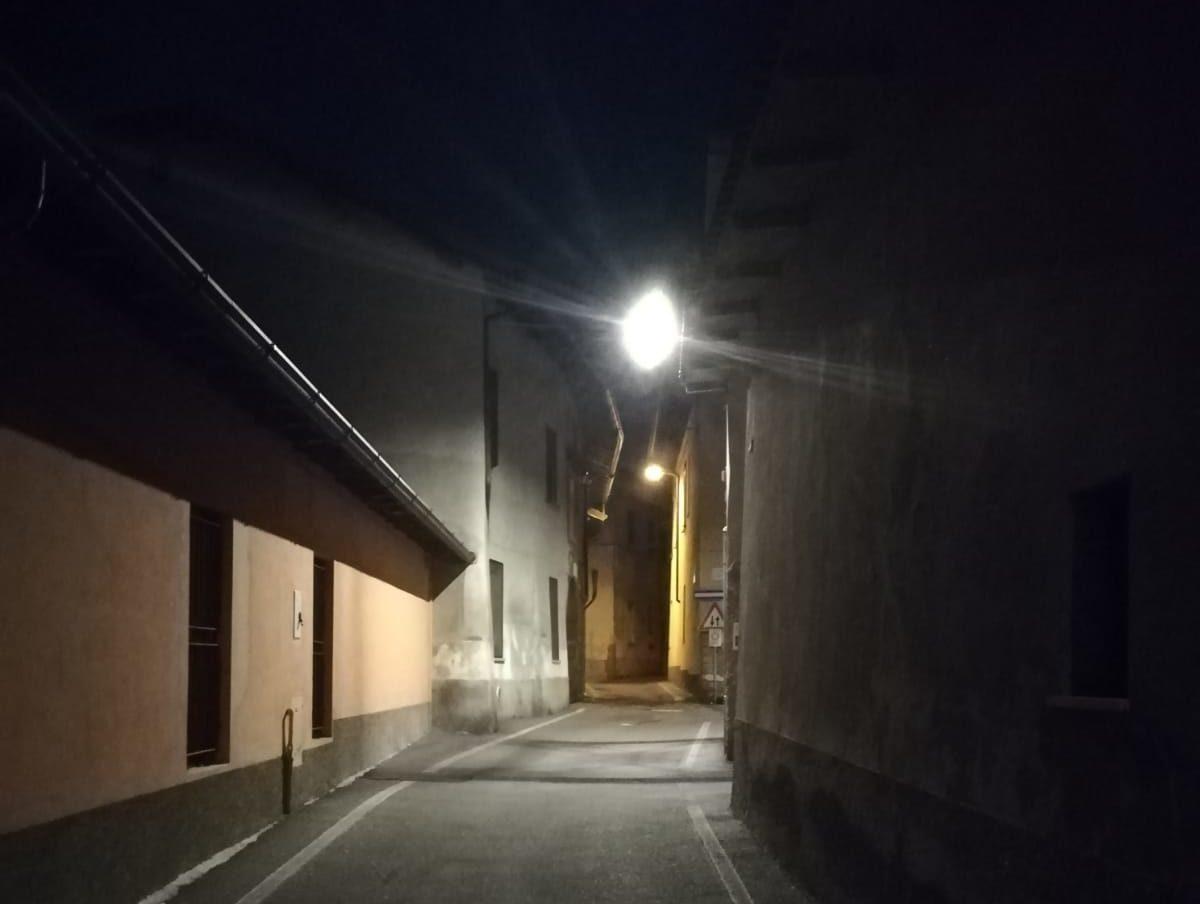Contratto illuminazione